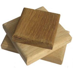 Medium 4x4 Presentation Plinth Set of 10 (cushion style)