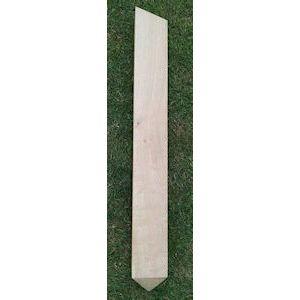 Premium Memorial Post (Green oak) Set of 8