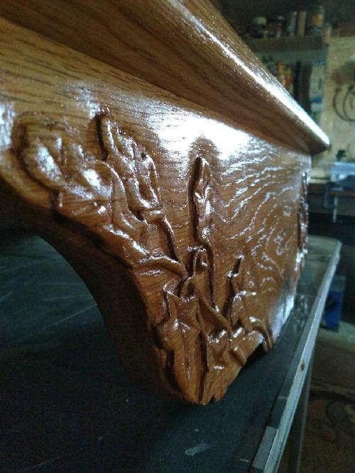 Carvings by Stephen J. Turner
